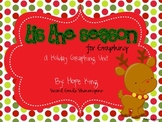 Tis the Season for Graphing:  A Holiday Graphing Unit