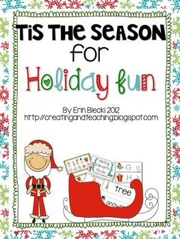 Tis the Season for Holiday Fun