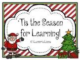 'Tis the Season for Learning