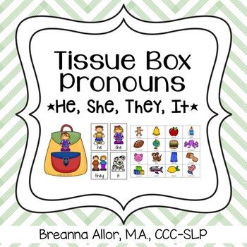 Tissue Box Pronouns