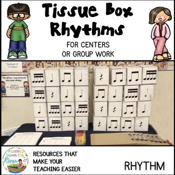 Tissue Box Rhythms for centers