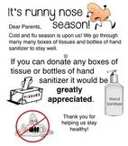 Tissue Donation Letter
