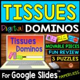 Tissues DIGITAL DOMINOS for Google Slides