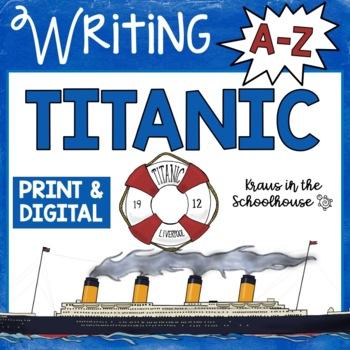 Titanic A-Z Book