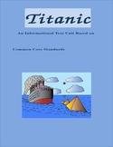 Titanic: An ELA Common Core aligned unit