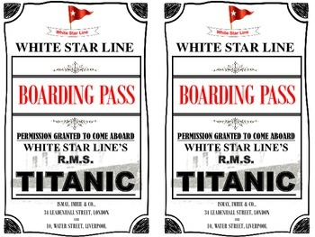 Titanic Book Club - Fiction and Non-Fiction for the Primary Grades