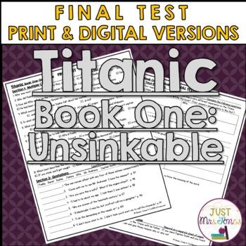 Titanic Unsinkable Final Test