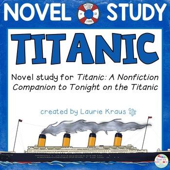 Titanic Magic Tree House Book Study