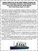 Titanic Bundle: Centers & Lessons