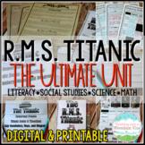 Titanic Activities Bundle