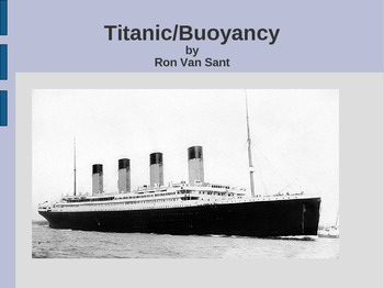 Titanic Buoyancy PowerPoint