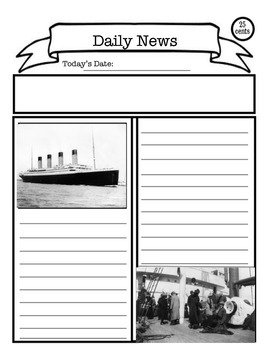 Titanic Daily News