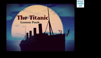 Titanic English Reading Pack For Teachers