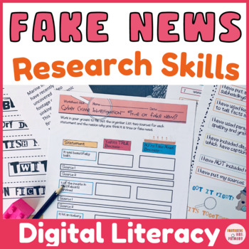 Titanic Fake News Research Project