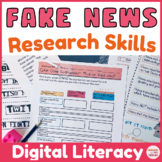 Titanic fake news lesson plan: digital literacy research project