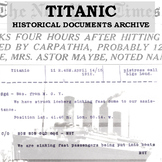 Titanic Historical Documents Archive