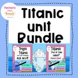 Titanic Unit Research Project BUNDLE-lesson plans, printables and worksheets