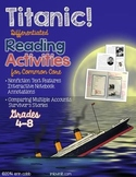 Titanic! Text Features & Comparing Multiple Accounts 4-8 NO PREP Nonfiction