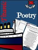 Titanic Lesson Poetry