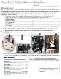 Titanic Poster Narrative Nonfiction Project