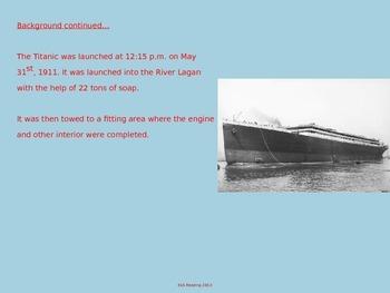 Titanic Powerpoint