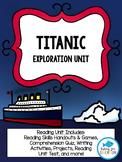 Titanic Reading Unit