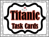 Titanic Task Cards for Research and Facts
