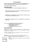 Titanic: Teaching Perspective & Tone  (lesson plan, text excerpts, handouts)