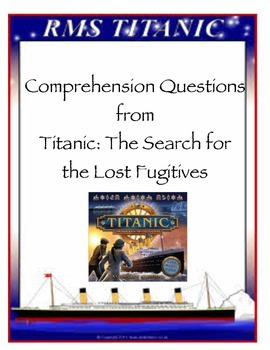 Titanic The Search for the Lost Fugitives - Code Quest