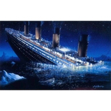 Titanic -The Unsinkable Giant - Text and Exercise Sheets