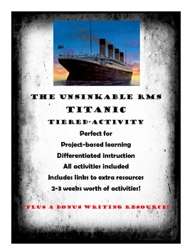 Titanic Tiered Project