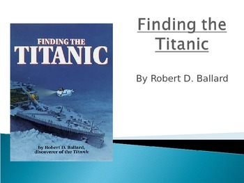 Titanic Vocabulary