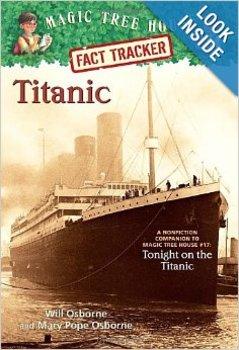 Titanic- Vocabulary Cut and Paste