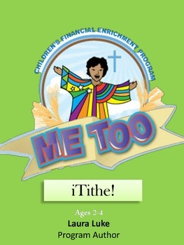 Tithing Lesson Unit for Kids!(Ages 2-4)