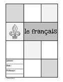 Title Page - Le Français