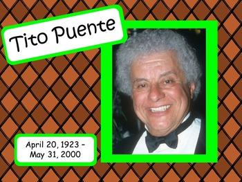 Tito Puente: Musician in the Spotlight