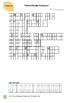 Titration Cryptogram Puzzle