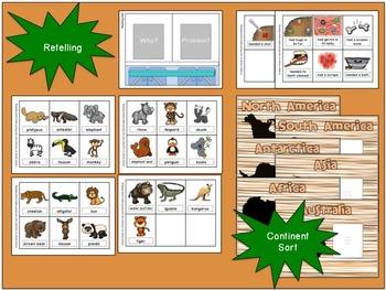 Tizzy Zoo Veterinarian: Language and Listening App Companion