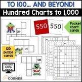 To 100 and Beyond! Hundred Charts to 1000: Print and Digital