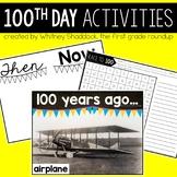 100 Days of School and Beyond! {K-2 Mini-Unit}
