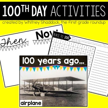 100 Days of School and Beyond! {K-2 Mini-Unit}