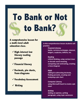 To Bank or Not to Bank