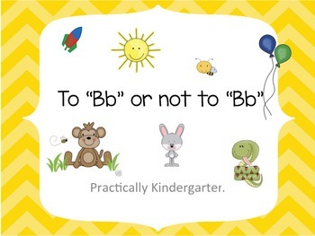 "To ""Bb"" or not to ""Bb"""