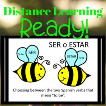 Ser vs Estar DOCTOR PLACE Engaging Practice - Teaching Ideas