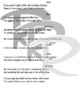 To Build A Fire Rhyming Readers' Theatre