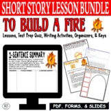To Build a Fire Quiz Activities Jack London Distance Learn