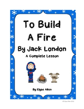 to build a fire story analysis Un ebook (scritto an analysis of the short story to build a fire by jack london the mans epiphany anche e-book o ebook), in italiano libro elettronico, è un libro in.