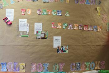 To Catch a Leprechaun Evidence Cards