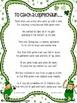 To Catch a Leprechaun Writing Bundle and bonus