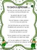 To Catch a Leprechaun Writing Bundle and bonus